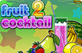 Играть в Fruit Cocktail 2 онлайн бесплатно